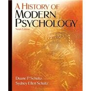 A History Of Modern Psychology