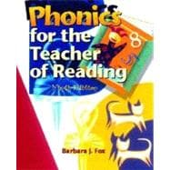 Phonics and Structural Analysis for the Teacher of Reading: Programmed for Self-Instruction