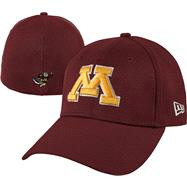 Minnesota Golden Gophers New Era Maroon 39THIRTY Classic Flex Hat