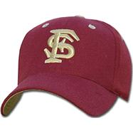 Florida State Seminoles Dynasty Primary Team Color Fitted Hat