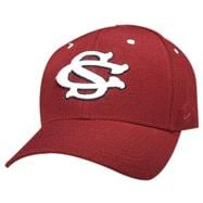 South Carolina Fighting Gamecocks ''SC'' Red DH Hat