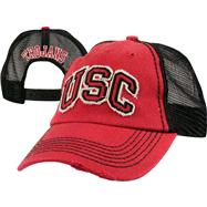 USC Trojans Hat: '47 Brand Vintage Omega Adjustable Hat