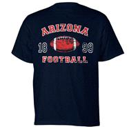 Arizona Wildcats Legacy Football T-Shirt