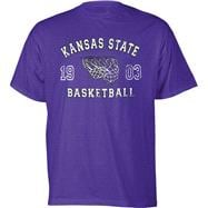 Kansas State Wildcats Legacy Basketball T-Shirt