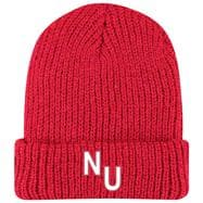 Nebraska Cornhuskers adidas Originals Vault Cuffed Knit Hat