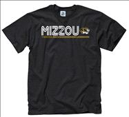 Missouri Tigers Black Retrospective T-Shirt