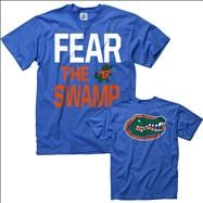 Florida Gators Royal Blue Fear the Swamp T-Shirt