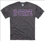 Kansas State Wildcats Overdyed Bold T-Shirt