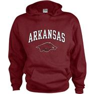Arkansas Razorbacks Kids/Youth Perennial Hooded Sweatshirt