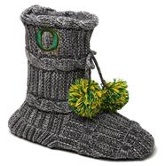 Oregon Ducks Women's Knit Fashion Bootie