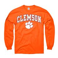 Clemson Tigers Orange Perennial II Long Sleeve T-Shirt