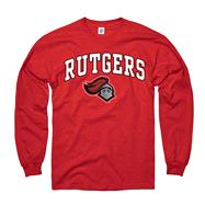 Rutgers Scarlet Knights Red Perennial II Long Sleeve T-Shirt