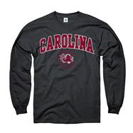 South Carolina Gamecocks Black Perennial II Long Sleeve T-Shirt