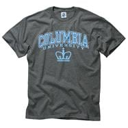 Columbia Lions Dark Heather Perennial II T-Shirt