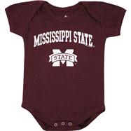 Mississippi State Bulldogs Newborn/Infant Maroon Big Fan Creeper