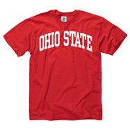Ohio State Buckeyes Youth Red Arch T-Shirt