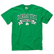 Michigan State Spartans Marauder St. Patty's Day T-Shirt
