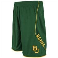 Baylor Bears Green adidas Point Guard Basketball Shorts
