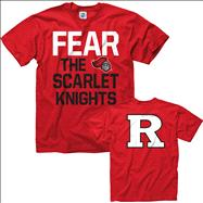 Rutgers Scarlet Knights Red Fear T-Shirt