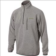 Oregon Ducks Marled Grey  1/2 Zip Sweater Jacket