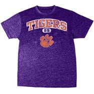 Clemson Tigers Purple Heather Arch T-Shirt