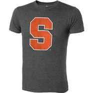 Syracuse Orange Charcoal Heather Mascot T-Shirt