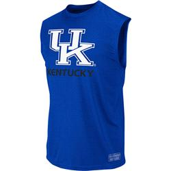 Kentucky Wildcats Royal Rush Performance Sleeveless T-Shirt