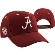 Alabama Crimson Tide Triple Conference Adjustable Hat