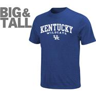 Kentucky Wildcats Big & Tall Legacy Hooded Sweatshirt