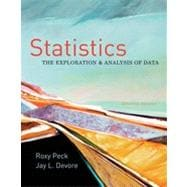 Statistics : The Exploration and Analysis of Data,9780840058010