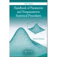 Handbook of Parametric and Nonparametric Statistical Procedu..., 9781439858011  