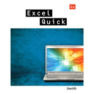 Excel Quick, 4th Edition,9781133458012