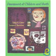 Assessment of Children and Youth,9780801318023