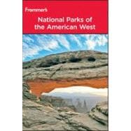 Frommer's National Parks of the American West, 9781118118023
