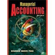 Managerial Accounting,9780324188028