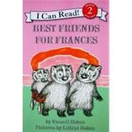 Best Friends for Frances, 9780060838034