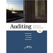 Auditing A Business Risk Approach (with ACL CD-ROM),9780324658040
