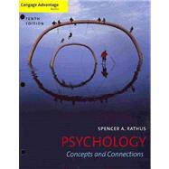 Cengage Advantage Books: Psychology: Concepts and Connections,9781111348045