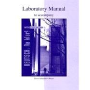 Laboratory Manual to accompany Deutsch: Na klar! An Introductory German Course,9780073278063