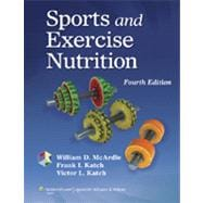 Sports and Exercise Nutrition Cb,9781451118063