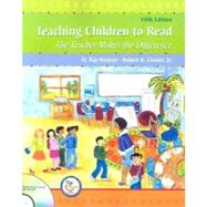 Teaching Children to Read : The Teacher Makes the Difference,9780136138068