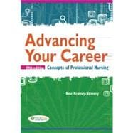 Advancing Your Career: Concepts of Professional Nursing,9780803628069