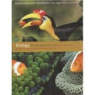 Student Interactive Workbook for Starr/Taggart's Biology: The Unity and Diversity of Life, 12th,9780495558071