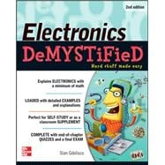 Electronics Demystified 2/E,9780071768078