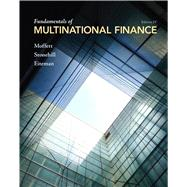 Fundamentals of Multinational Finance, 9780132138079