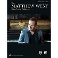 The Matthew West Sheet Music Collection: Piano/Vocal/guitar,9780739088081