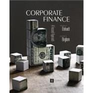 Corporate Finance (with Thomson ONE - Business School Editio..., 9781439078082  