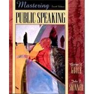Mastering Public Speaking,9780205318087