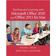 Teaching and Learning with Microsoft Office 2010 and Office ..., 9780132698092