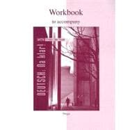 Workbook to accompany Deutsch: Na klar! An Introductory German Course